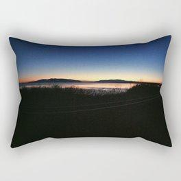 New Year's Day Rectangular Pillow