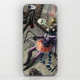 Murdergirl iPhone Skin
