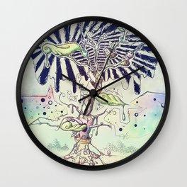 Magic Beans Wall Clock