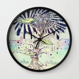 Magic Beans Wall Clock