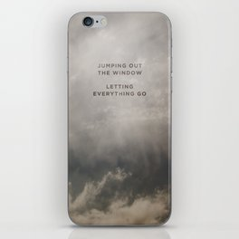A Beautiful Death iPhone Skin