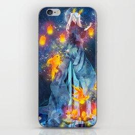 Moon Festival iPhone Skin