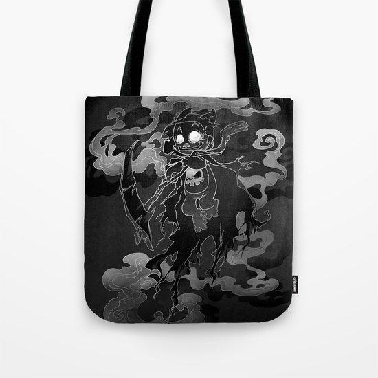 Deathly Bear Tote Bag