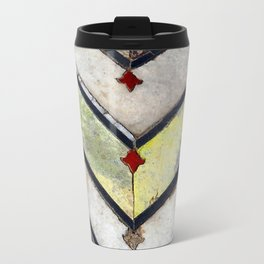 Marble Floor  Travel Mug