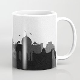 City Skylines: Delhi Coffee Mug