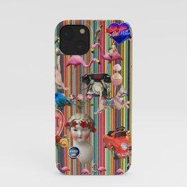 Weekend Away iPhone Case