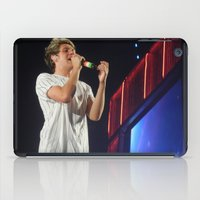 niall iPad Cases featuring Niall Horan by Halle