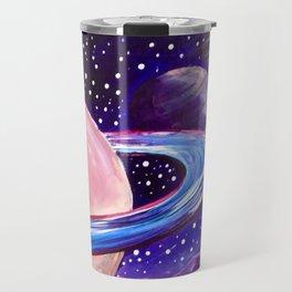 Saturn Rising Travel Mug