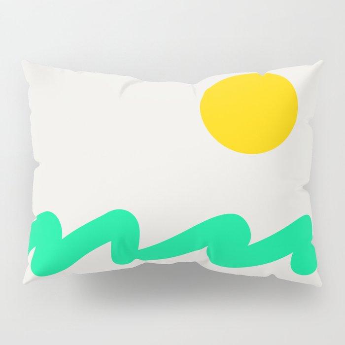 Abstract Landscape 07 Pillow Sham
