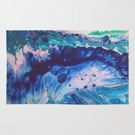 Aquatic Meditation Rug