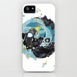 Dream Kois: Piscis iPhone Case