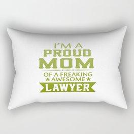 I'M A PROUD LAWYER'S MOM Rectangular Pillow