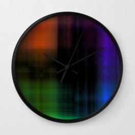 Semblance Wall Clock