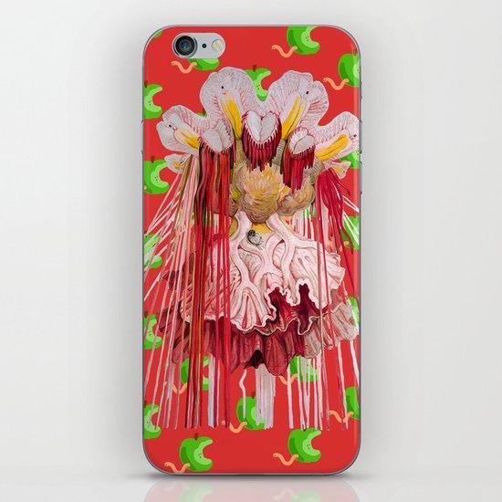 Medusae iPhone & iPod Skin