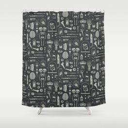 Oddities: X-ray Shower Curtain