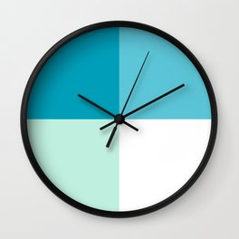 PANTOMIME - Dry Sapphire Wall Clock