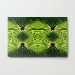 Palmetto Prism Metal Print