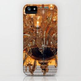 Chandelier Sparkle iPhone Case