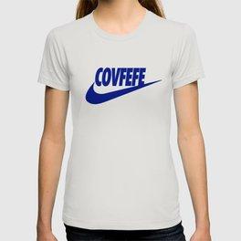 Covfefe [BLUE] T-shirt