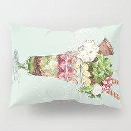 Greentea Parfait Pillow Sham