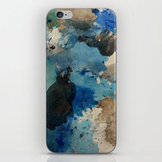 Secret Mediterranean Beach iPhone & iPod Skin