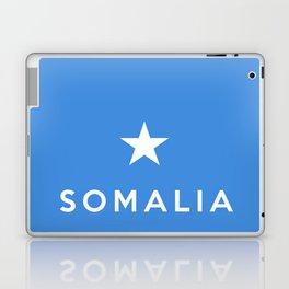 Somalia country flag name text Laptop & iPad Skin