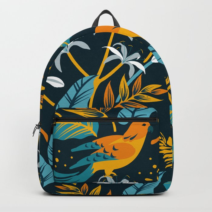 Birds in the night Backpack