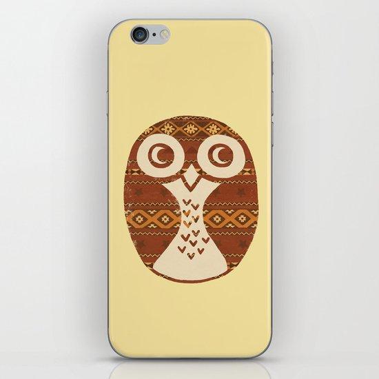 Navajo Owl  iPhone & iPod Skin