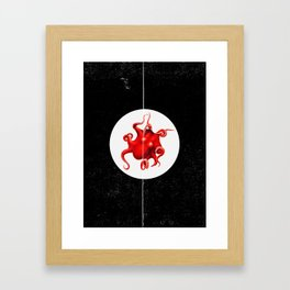 Tako Framed Art Print