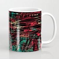 birthday Mugs featuring Birthday  by DizzyNicky