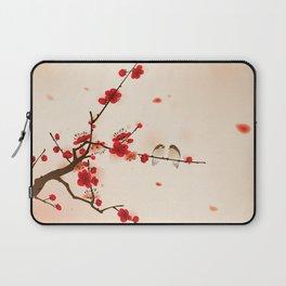Oriental plum blossom in spring 007 Laptop Sleeve