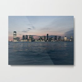 Across the River Metal Print