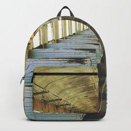 Train Wagon Backpack