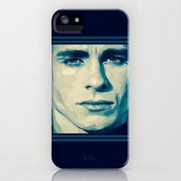 Colton Haynes iPhone Case