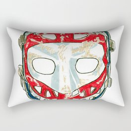 Dryden - Mask 2 Rectangular Pillow