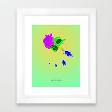 Justin Bailey  Framed Art Print