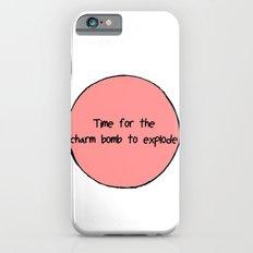 Charm Bomb Slim Case iPhone 6s