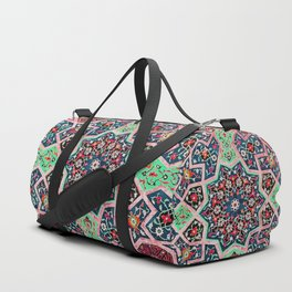 V16 Special Colored Traditional Moroccan Design. Duffle Bag