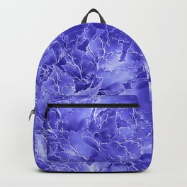 Frozen Leaves 19 Backpack