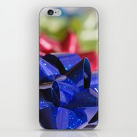 bows iPhone & iPod Skins featuring Bows by KC Photography