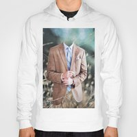 suit Hoodies featuring Suit by John Turck