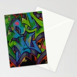 Atlanta Street Art Stationery Cards