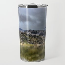 Lakes of Covadonga Travel Mug