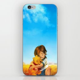 Everything is Right iPhone Skin