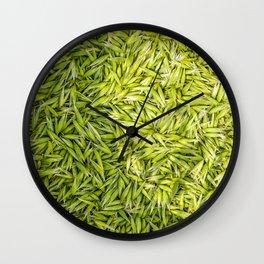 Milkly Oat  Wall Clock