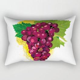 Grapes Rectangular Pillow