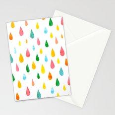 Happy Rain Stationery Cards