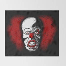 Pennywise Throw Blanket