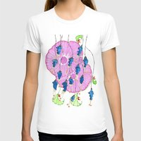 hibiscus T-shirts featuring Hibiscus by Gosia&Helena