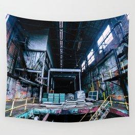 Abandoned Asylum I Wall Tapestry